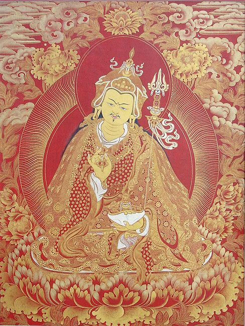 Padmasambhava - gser thang -