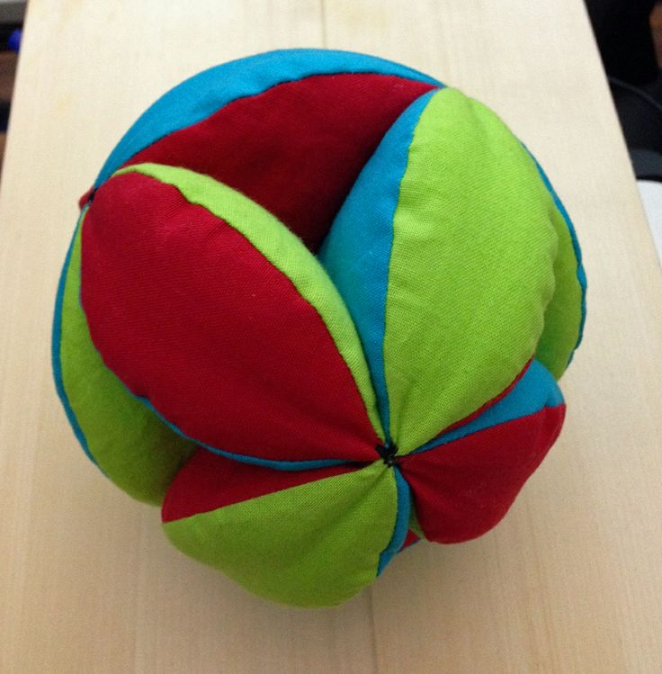 Puzzle Ball Baby Toy