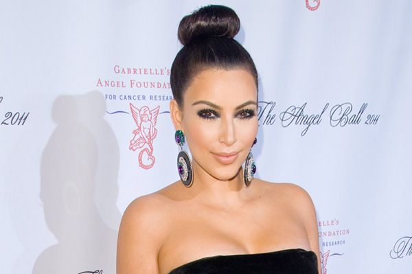 Get the look: The topknot