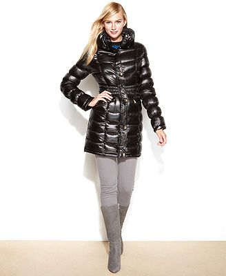 MICHAEL Michael Kors Petite Coat, Quilted Packable Puffer I actually found this coat at Burlington Coat Factory for $100. Macy's Orig. $220.00 Sold Out Sale Price $139.99