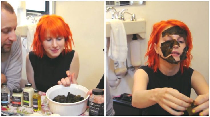 Beauty Tested: The DIY Hydrating Pore Strips Paramore's Hayley Williams Loves - SELF