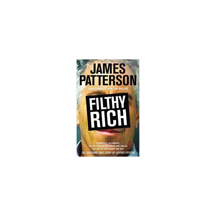 Filthy Rich (Unabridged) (Pre-Loaded Audio Player) (James Patterson & John Connolly)