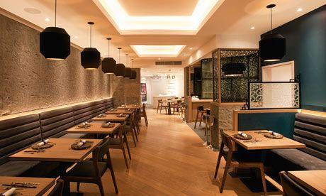Restaurant: Bo London, London W1