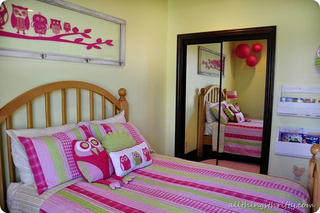 girls room decor owls girls room pinterest
