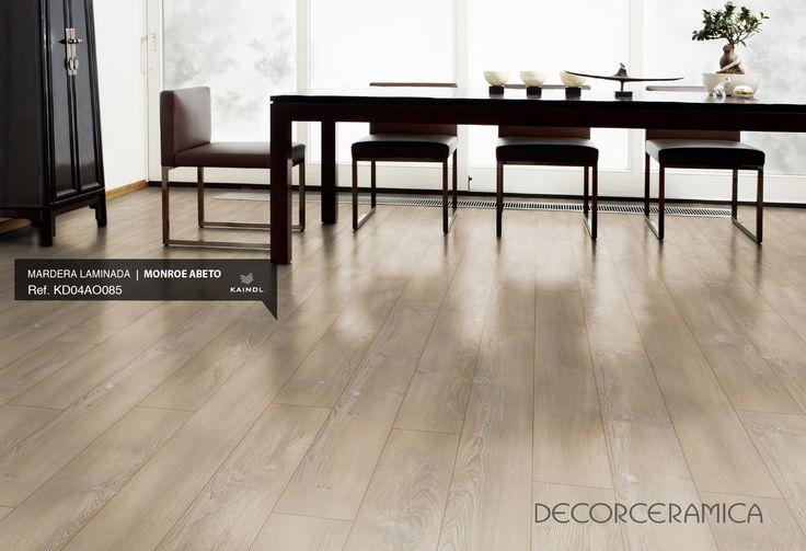 Conoce un #piso #laminado inspirado en la madera del abeto del norte de Europa. #Decorceramica http://on.fb.me/1f6ccVA
