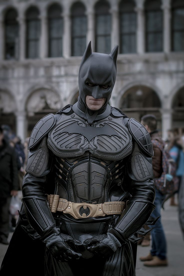 Photograph The Dark Knight in Venice by Francesco Butturi on 500px