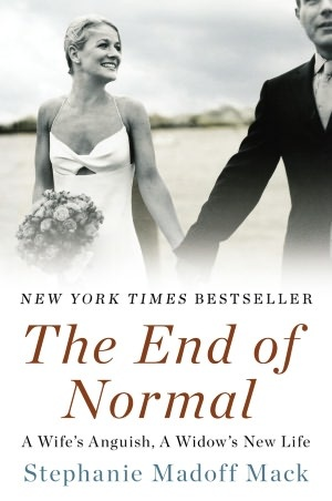 So good... memoir from the widow of Mark Madoff and daughter-in-law of Bernard Madoff - convicted of leading the biggest ponzi scheme in history.