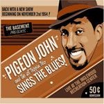 Pigeon John - Sings The Blues, CD