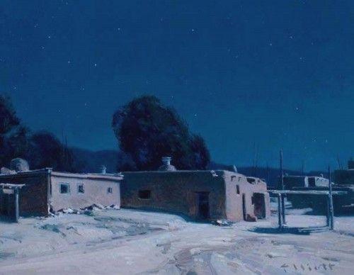 "Josh Elliot :: Astoria Fine Art Gallery in Jackson Hole 14 Χ 18"""