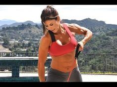 30 min Total Body Resistant Band Workout - YouTube