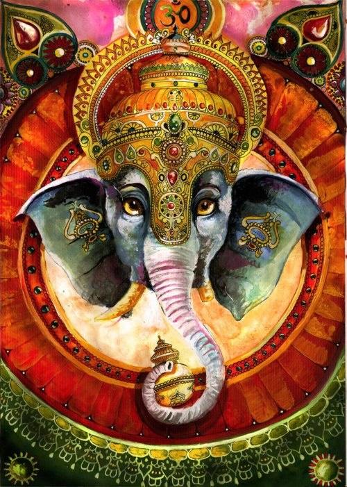 buddha elephant wallpaper art - photo #15