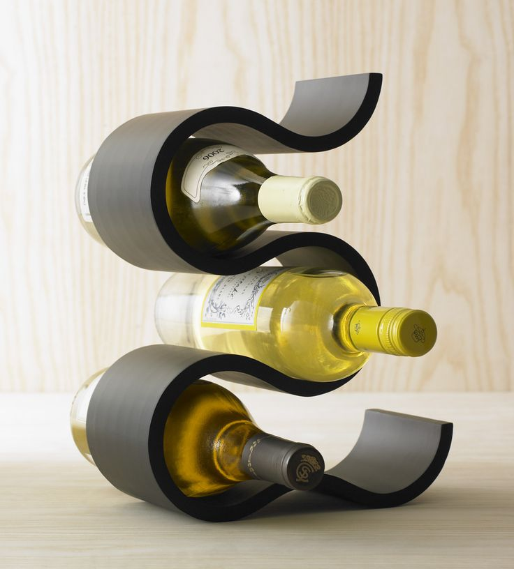 25 best ideas about tabletop wine rack on pinterest steel production wine bottle dimensions - Wine rack shaped like wine bottle ...