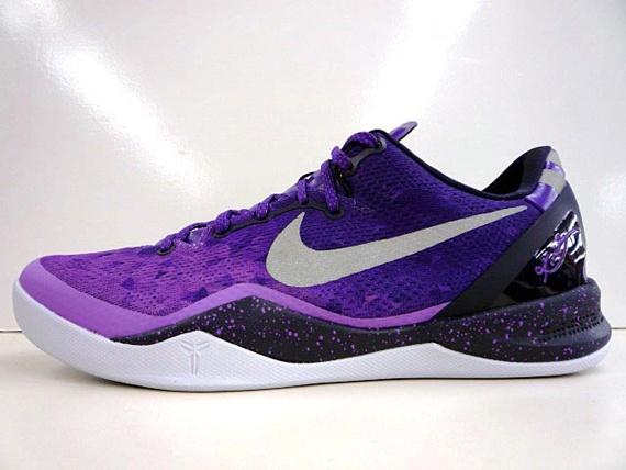 low priced e7fe0 d4079 ... Purple Gradient Nike Kobe 8 ...