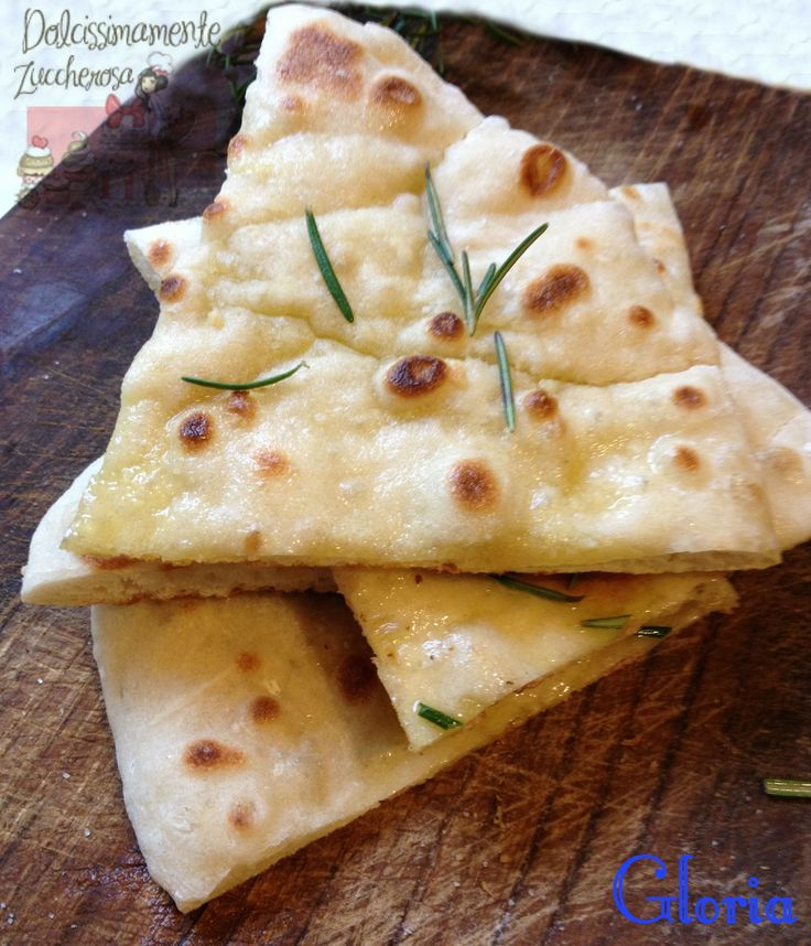 Focaccia ricetta semplice cottura in padella | #vegan #vegetarian