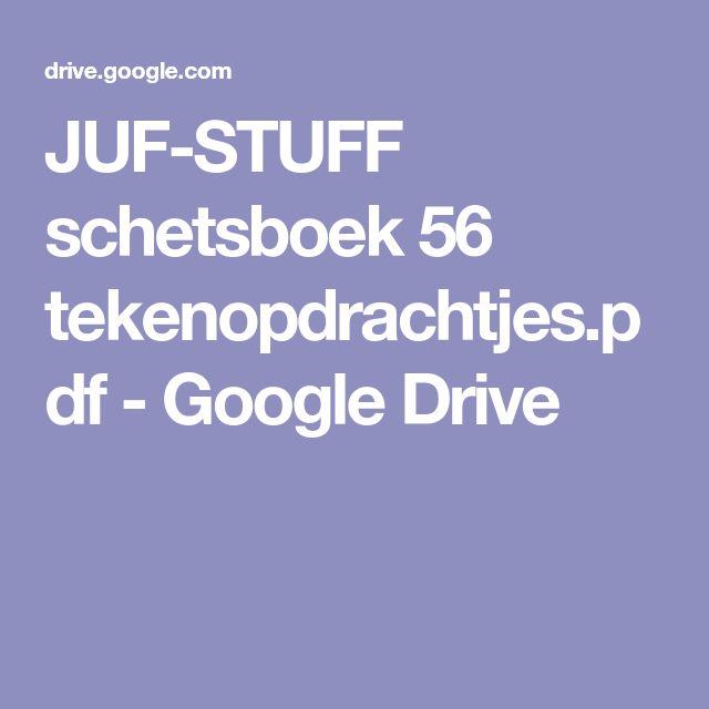 JUF-STUFF schetsboek 56 tekenopdrachtjes.pdf - Google Drive