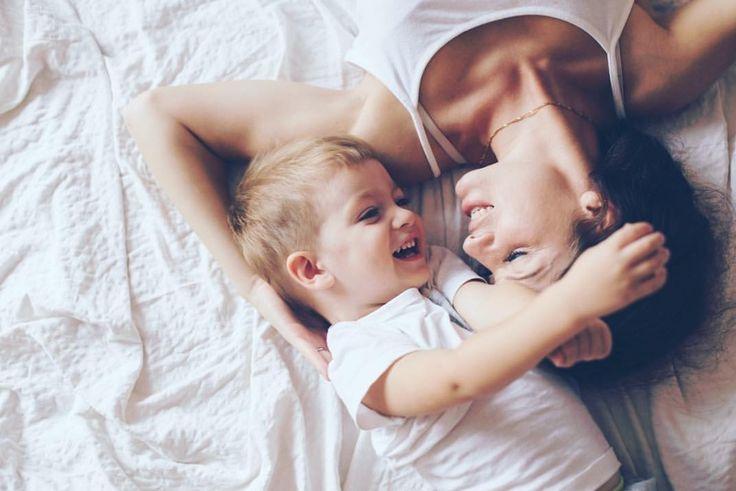 Nincs ennél édesebb reggeli ébresztés....