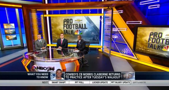 Pro Football Talk « NewscastStudio