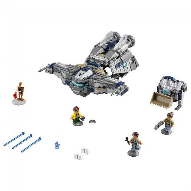 Lego : Star Wars - Star Scavenger - Castello | Jeux et Jouets