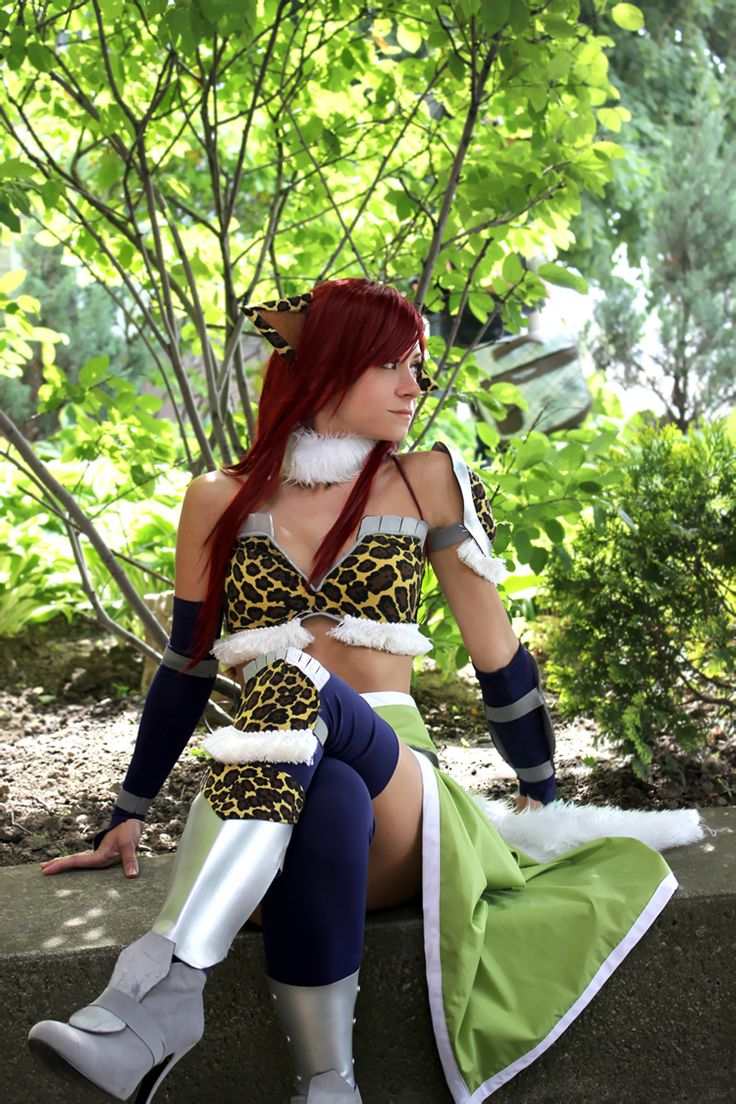 Erza Flight Armor Cosplay Fairy Tail Erza...