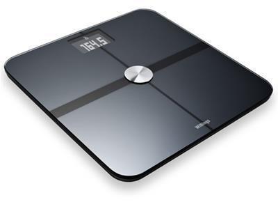 Withings WS-50 iPhone/Android badevekt fra Mpx. Om denne nettbutikken: http://nettbutikknytt.no/mpx/