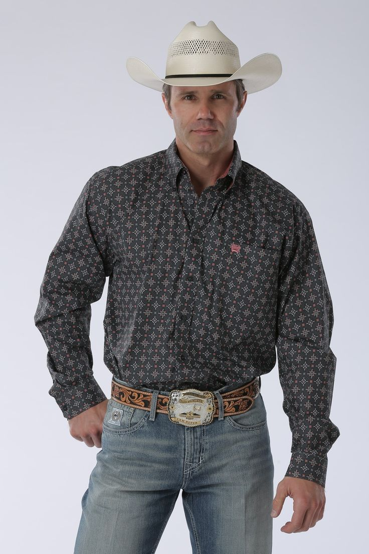 Cinch Clearance and Sale Items Tons of Men's Cinch clothing on sale including men's Cinch jeans, Western shirts, and other great western wear products from Cinch! Blue Sale Shirts. Red Sale Shirts. Grey Sale Shirts. Green Sale Shirts. Yellow and White Sale Shirts. Black Sale Shirts.