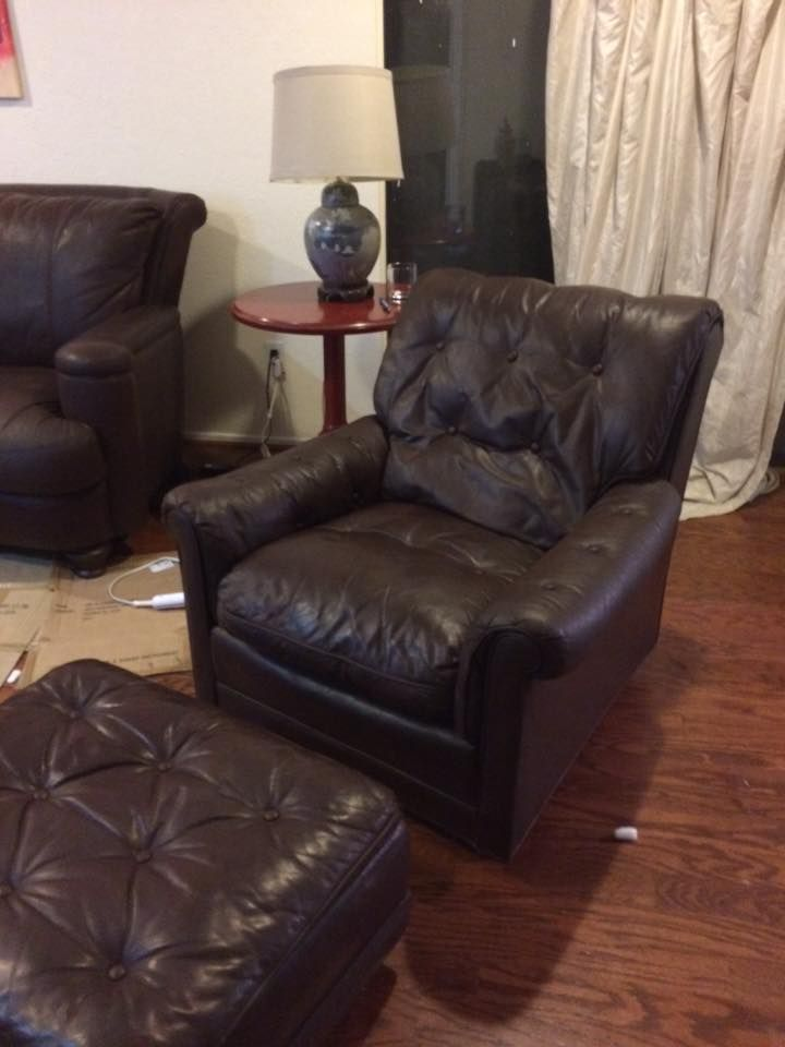 Rub N Restore Leather Restoration DIY Decorating On A