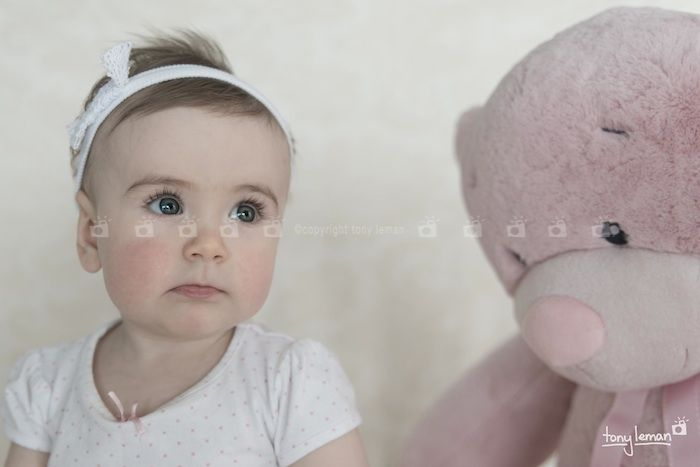 Beautiful bubs - We can capture precious shots of your little ones without leaving the comfort of your own home.