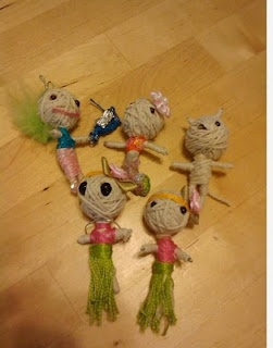 Make a voodoo doll tutorial