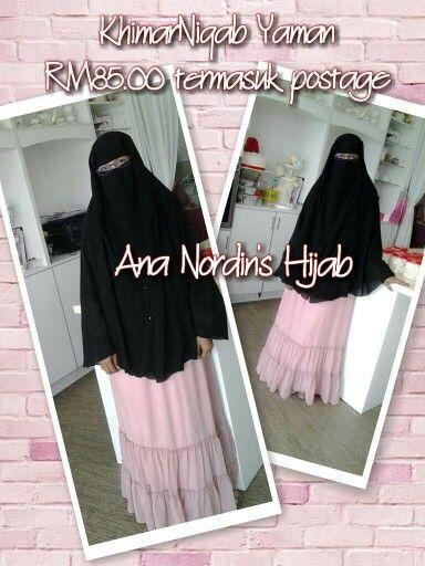 Khimar niqab