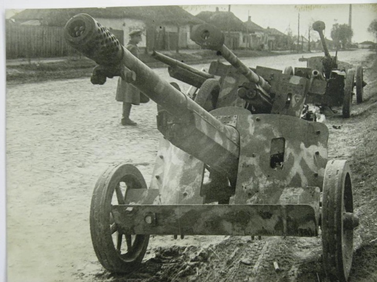 German 50 Mm Anti Tank Gun: 63 Best Images About PAK-38 On Pinterest