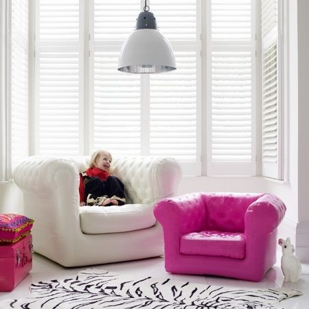 Blofield Air Design (BigBlo1 Stone White - BabyBlo Pink)