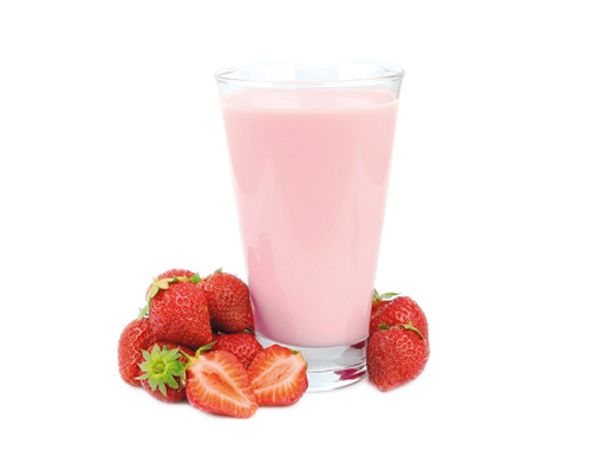 Our delicious shake with strawberry flavour contains BalanceOil in powder form, and vitamins and other nutrients that are good for the body. Mix with water, shake it and enjoy!