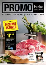 Grossiste alimentaire Les promotions - Brake France