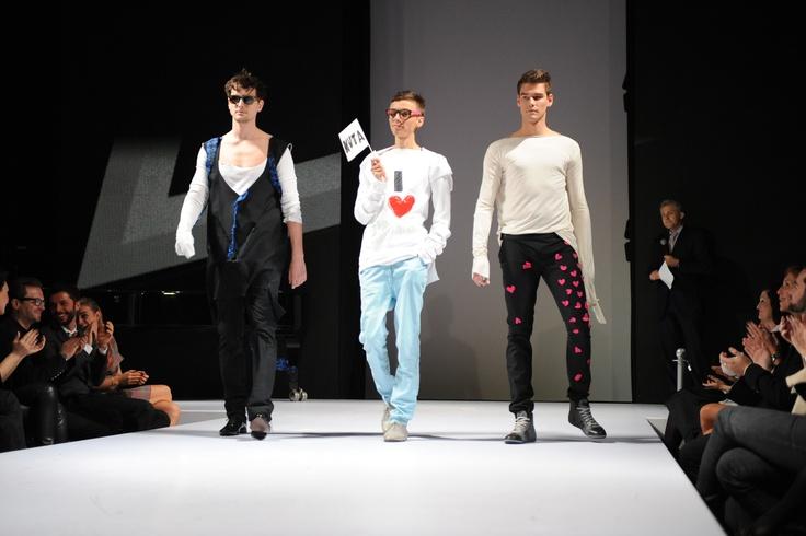 AF Experience - Final exhibition Fashion Show Robert Kuta #art #fashion #festival #starybrowar #poznan #kuta