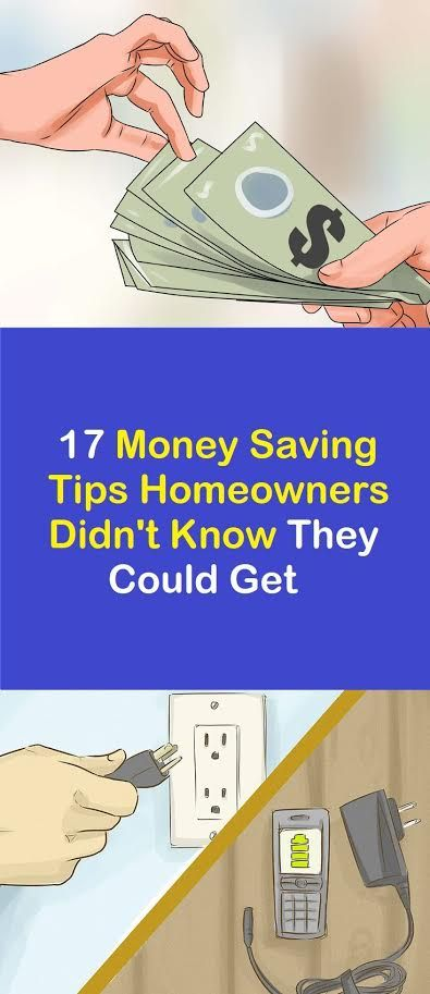 Here are 17 simple things homeowners can to do to save money.
