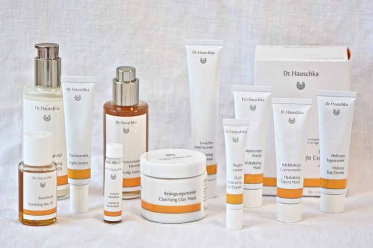 My Skincare Routine With Dr. Hauschka | How I Got Rid of my Acne | The best natural skincare products to get rid of breakouts – Feathers and Brushes