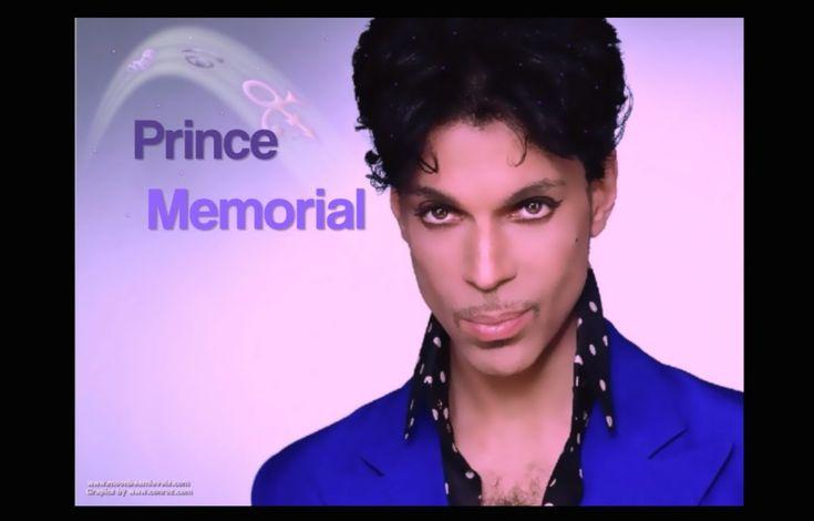 Prince Memorial Aerial Drone footage Paisley Park, First Avenue Club, La...