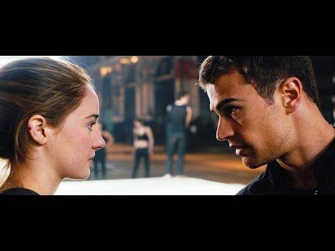 DIVERGENT - Trailer - Official [HD] - 2013