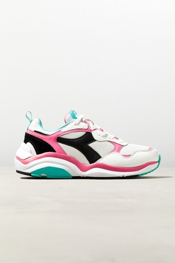 Diadora Whizz Run In 2020 Sneakers Running Athletic Shoes