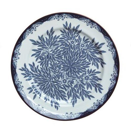 Ostindia Floris Dinner Plate by Rorstrand