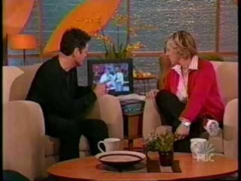 Donny Osmond on Ellen Degeneres Show
