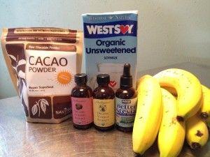 Guiltless Chocolate Banana Ice Cream Recipe