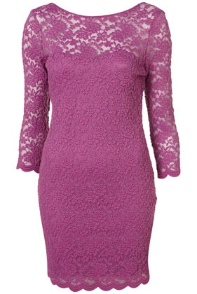 1000  ideas about Purple Lace Dresses on Pinterest  Spring formal ...