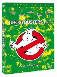 Ghostbusters 1+2 18,95 e tarjouksessa 11,95 e