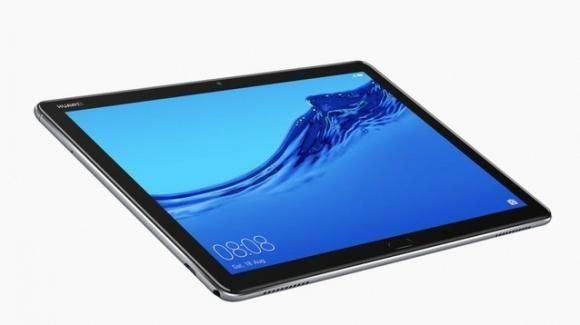 Mediapad M5 Lite 10 E T50 10 Da Huawei I Tablet Di Fascia Medio Bassa Che Piacciono Anche Ai Professionisti Latest Gadgets Giving Application Icon