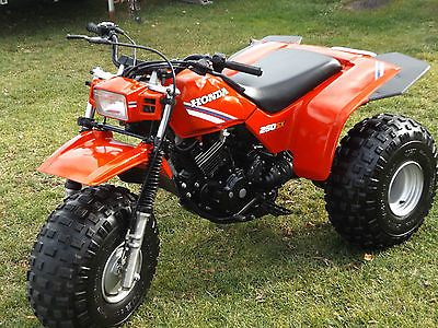 105 best vintage 3 4 wheelers images on pinterest dirt biking 1985 honda 250sx sciox Image collections