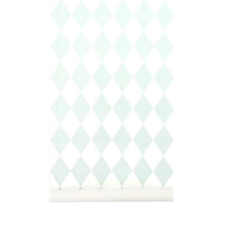 Papel tapiz Harlequin Mint de Ottoyanna. | Galería de fotos 9 de 11 | AD MX
