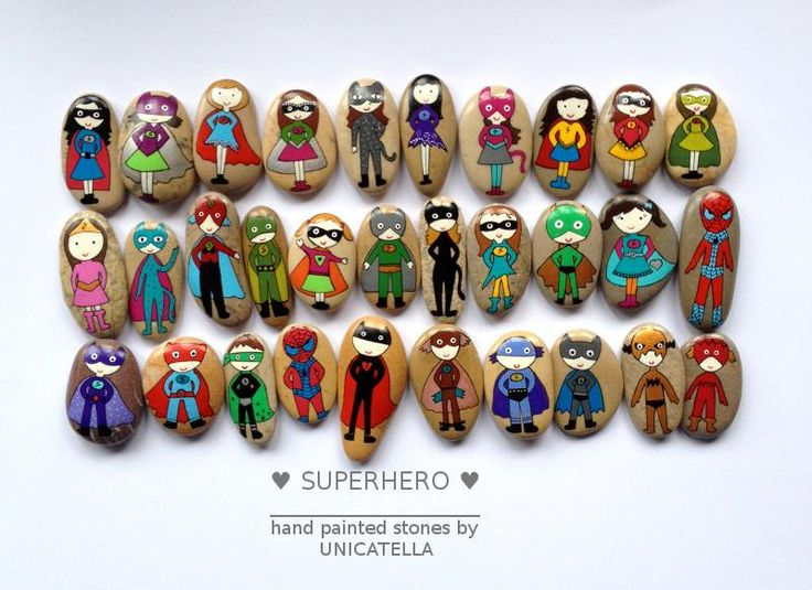 Image result for painted story stones