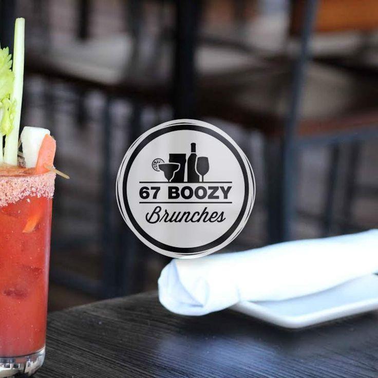 Boozy Brunch places in LA