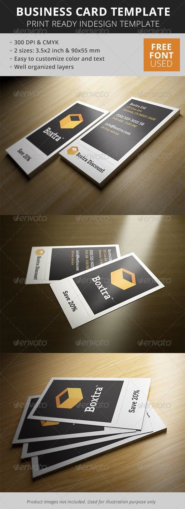 Boxtra Business Card Businesscards Graphicresources Businesscard Printtemplates Designresources Business Card Mock Up Cool Business Cards Business Cards